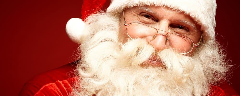 Weihnachtsmann mieten bei Blank&Biehl