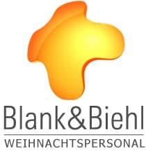 Weihnachtsmann mieten bei Blank&Biehl Logo für Mobilgeräte