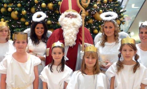 Weihnachtsengel buchen bei Blank&Biehl GmbH