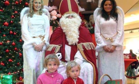 Weihnachtsmann buchen bei Blank&Biehl GmbH