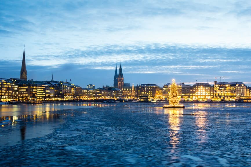 Weihnachtsmann mieten in Hamburg Buchen Sie bei Blank&Biehl