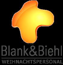Weihnachtsmann mieten bei Blank&Biehl Retina Logo